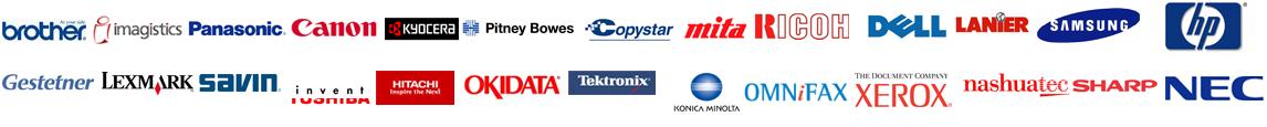 Copier El Paso Supported Brands